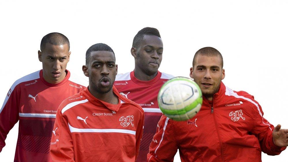Léo Lacroix, Gelson Fernandes, Edimilson Fernandes et Pajtim Kasami ont tous reçu une convocation pour l'équipe de Suisse A quelques semaines après leur départ respectif du FC Sion.