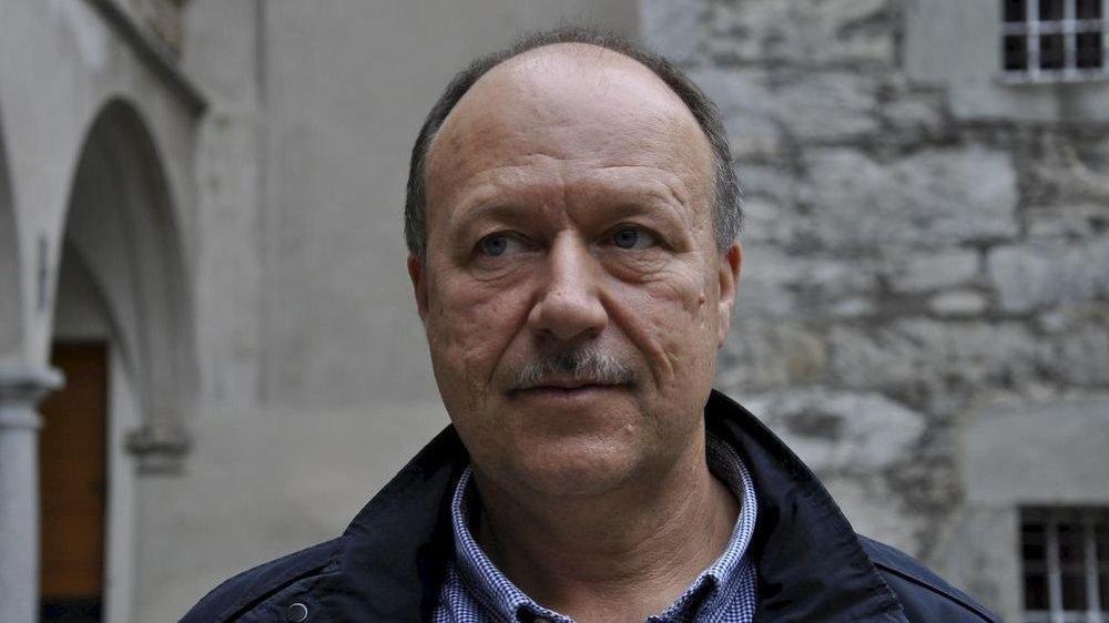 Le PLR Mathias Bellwald est élu à la présidence de Brigue.