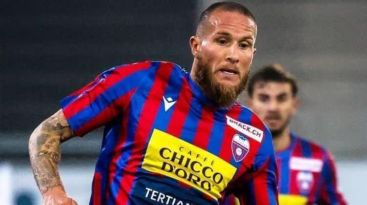 Michel Morganella se relance sous le maillot du FC Chiasso après une expérience à Livourne.