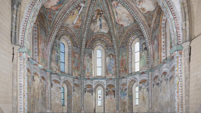 Le chœur de la basilique Notre-Dame de Valère de nouveau accessible aux visiteurs