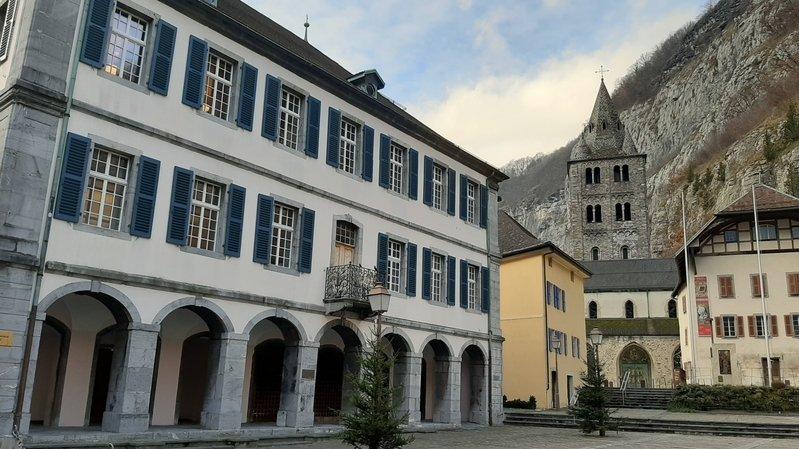 Damien Revaz: «Sans changement, Saint-Maurice ne pourra pas conserver la HEP»