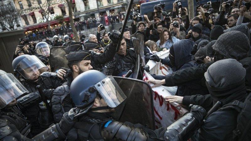 France: trois policiers renvoyés devant une cour d'assises dans l'affaire Théo
