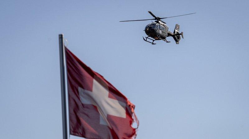 Relations: la Suisse signe un accord avec l'OTAN pour renforcer la collaboration internationale dans le domaine militaire