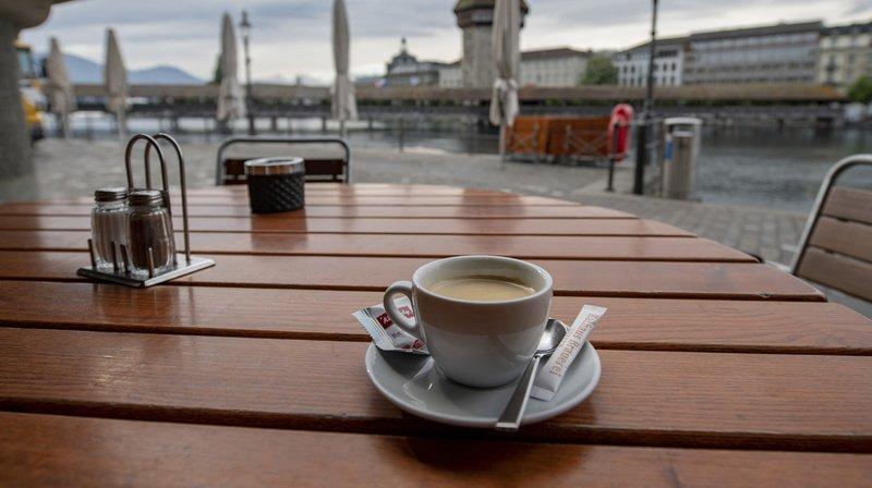 Vague de faillites en vue pour les cafetiers suisses