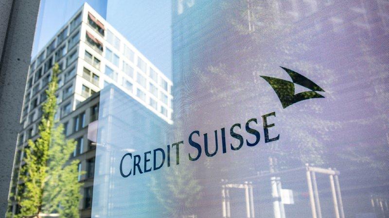 Justice: Credit Suisse mise en accusation dans une affaire de blanchiment d'argent