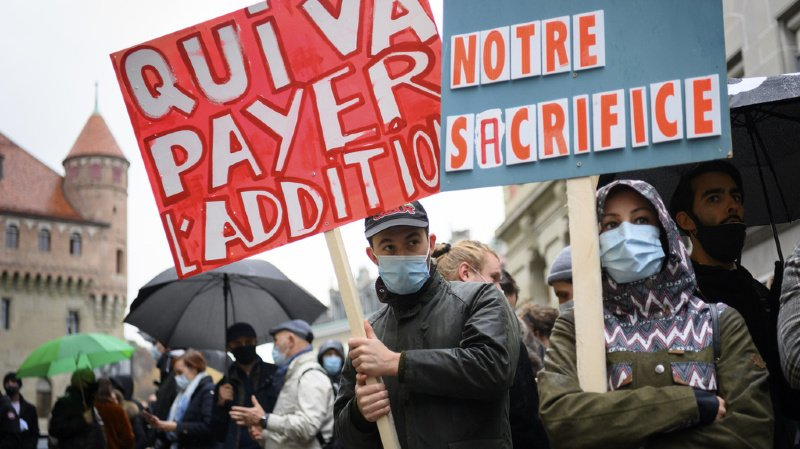 Pandémie: le Conseil des Etats enterre le projet d'aide aux loyers commerciaux