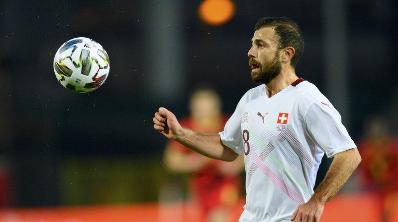 Football: Admir Mehmedi out jusqu'en 2021