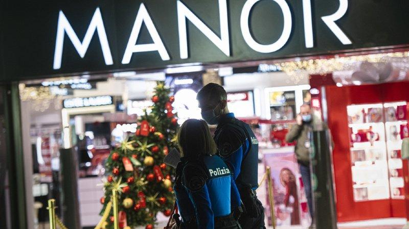 Attaque à Lugano: l'assaillante présumée a tenté de se rendre en Syrie