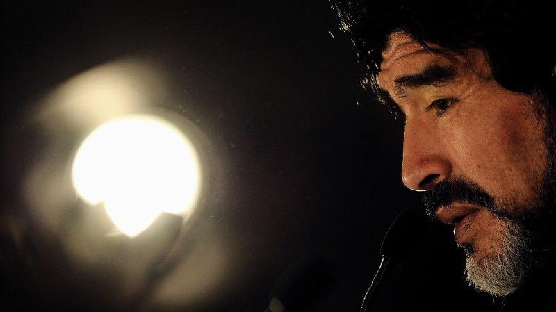 Les réactions à la mort de Diego Maradona