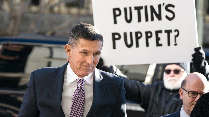 Etats-Unis: Trump gracie Michael Flynn, son ancien conseiller qui avait menti au FBI
