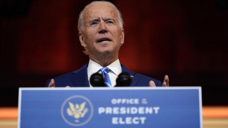 Présidentielle américaine: l'Arizona certifie la victoire de Biden