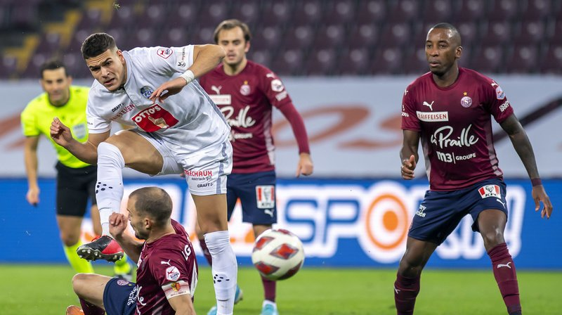 Football – Super League: Servette tombe dans les tréfonds du classement