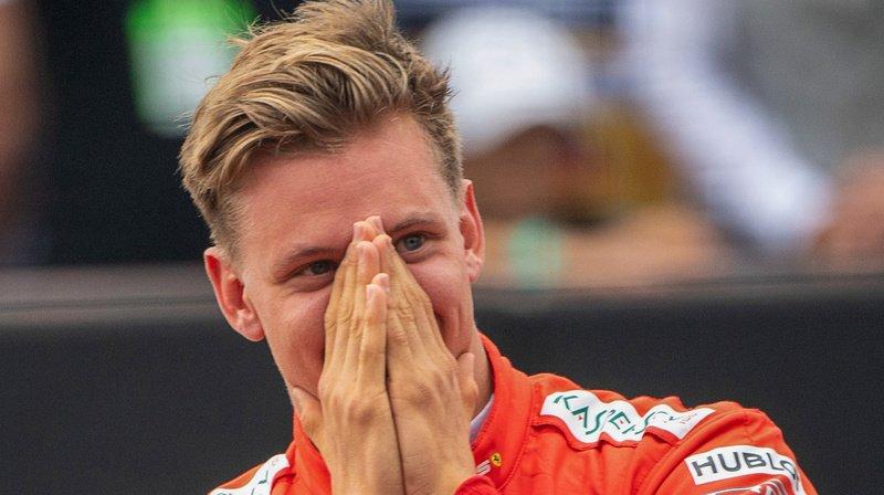 Formule 2: Mick Schumacher sacré à Bahreïn