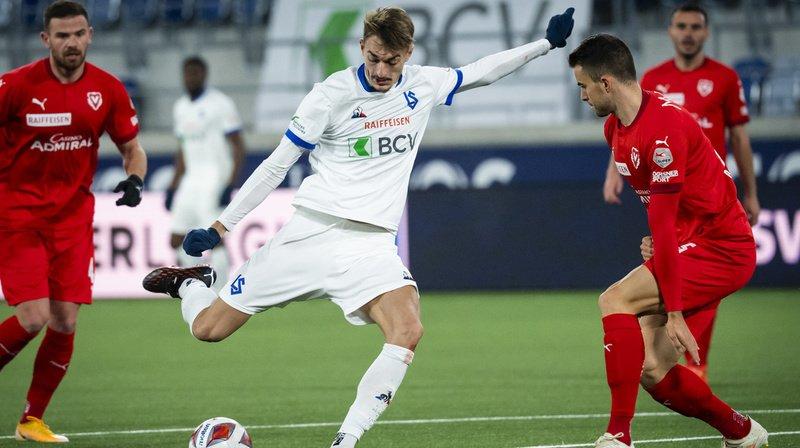 Football - Super League: succès précieux et mérité pour Lausanne, Servette et Sion dos à dos