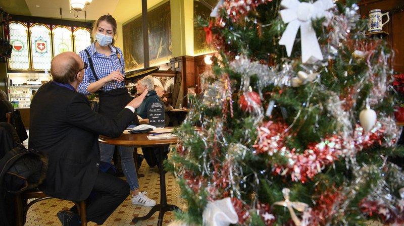 Coronavirus: les nouvelles mesures du Conseil fédéral du 11 décembre en bref