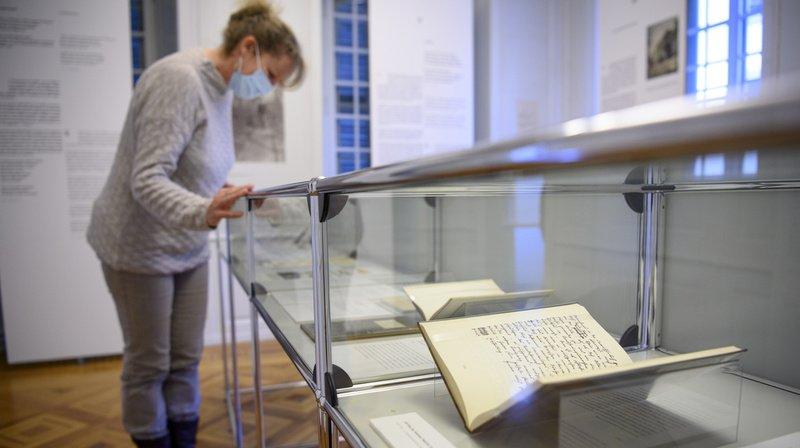 L'exposition retrace l'expérience vécue par Rilke lors d'une épidémie il y a cent ans.