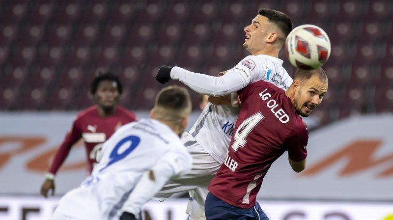 Football: le coronavirus fait souffrir Steve Rouiller et le Servette FC