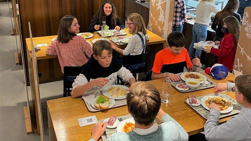 Ski Valais va s'intéresser à la nutrition de ses jeunes athlètes