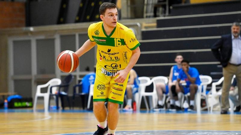 Basket: le BBC Monthey-Chablais recalé à Lugano