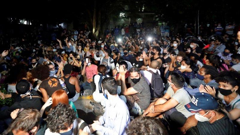 A Cuba, les artistes protestent contre la censure