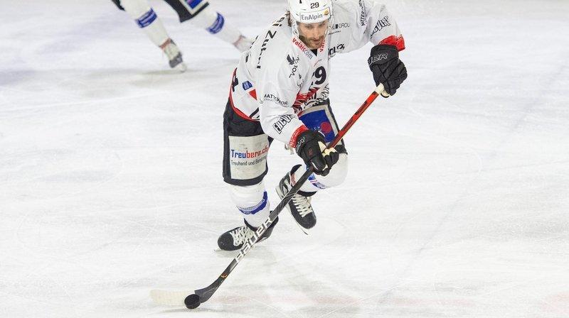 Hockey: le HC Viège revient gentiment dans le coup