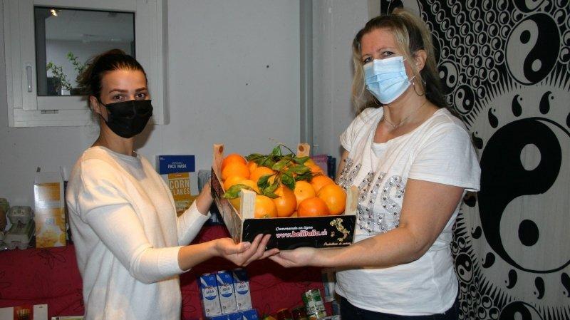 Coronavirus: des points-relais pour soutenir les personnes dans la précarité
