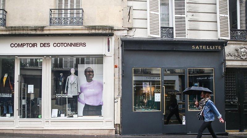 Coronavirus: une partie de l'Europe rouvre ses magasins