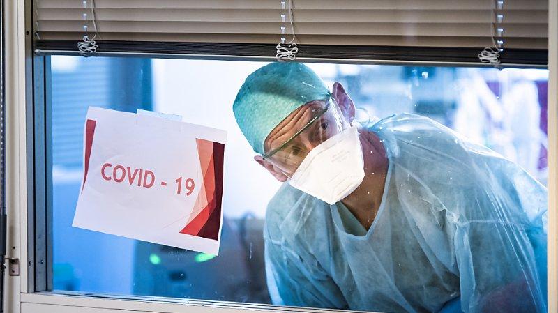 Coronavirus: la Suisse compte 4241 nouveaux cas en 24 heures, 142 décès et 238 hospitalisations supplémentaires