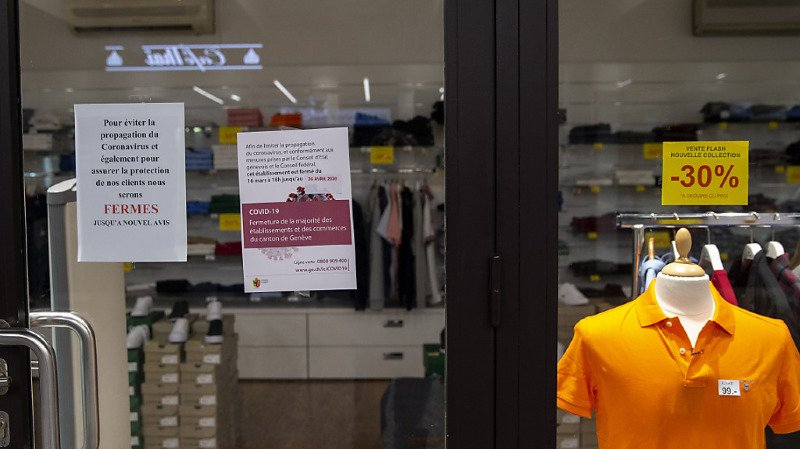 Coronavirus: le National refuse de réduire les loyers commerciaux durant la crise