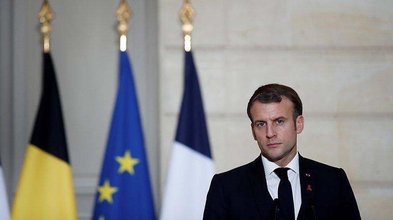 France: Emmanuel Macron reconnaît la «violence de certains policiers»