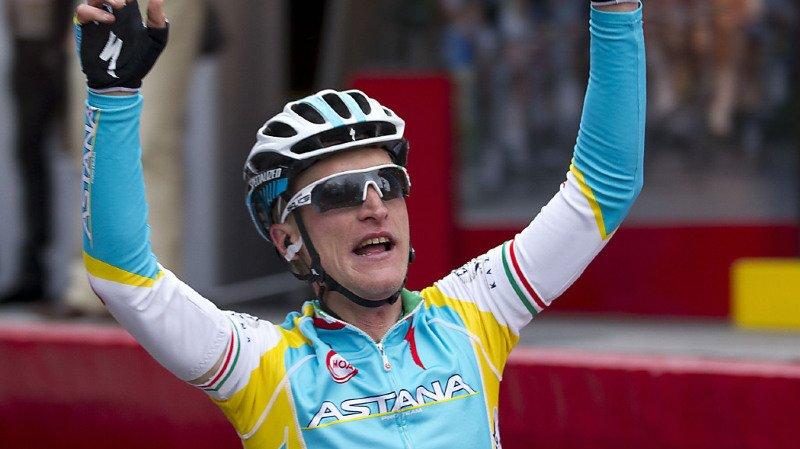 Cyclisme: Enrico Gasparotto dit stop après 16 ans au haut niveau
