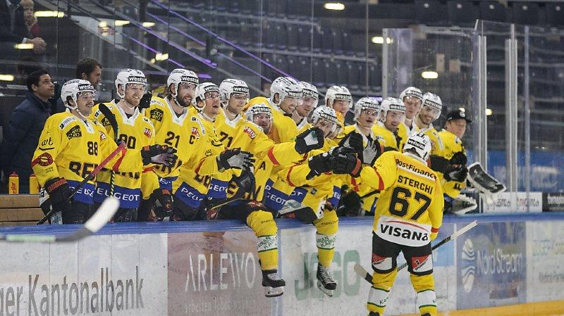 Hockey sur glace – National League: Berne se défait de Zoug en prolongation