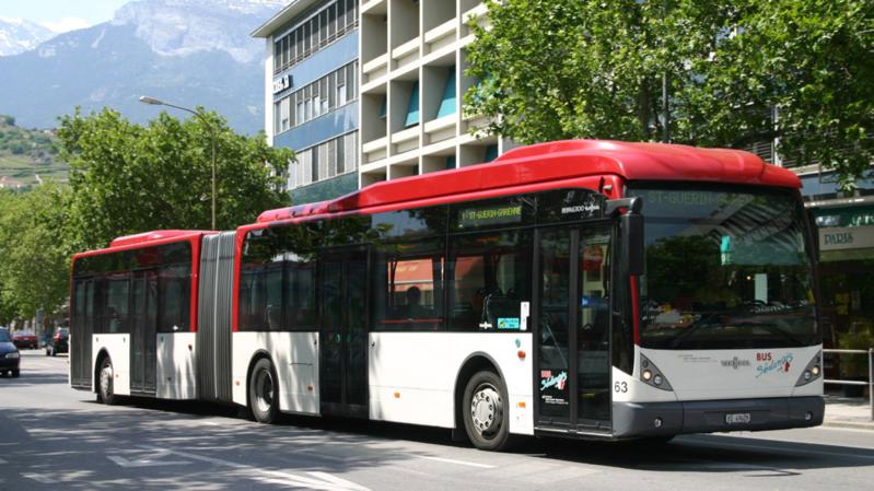 Le nouvel horaire des bus sédunois entre en vigueur dimanche.