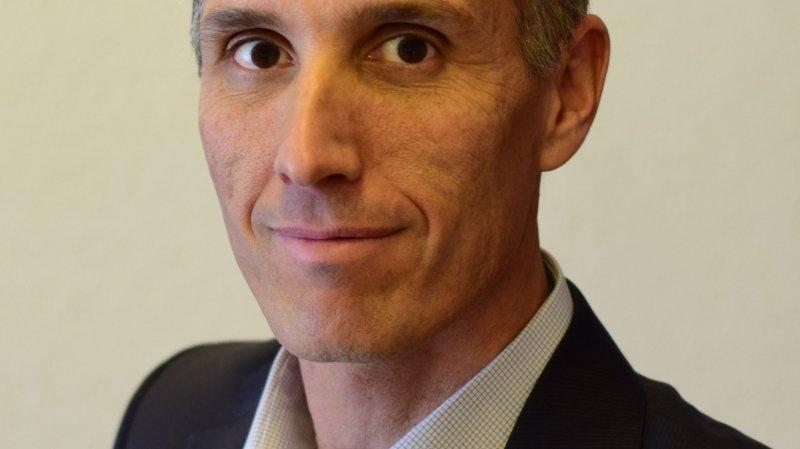 Cédric Moix est le nouveau patron de la Caisse de compensation du Valais