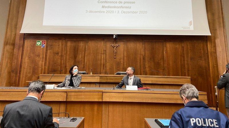 Direct: le Conseil d'Etat du Valais annonce les mesures de l'après 14 décembre