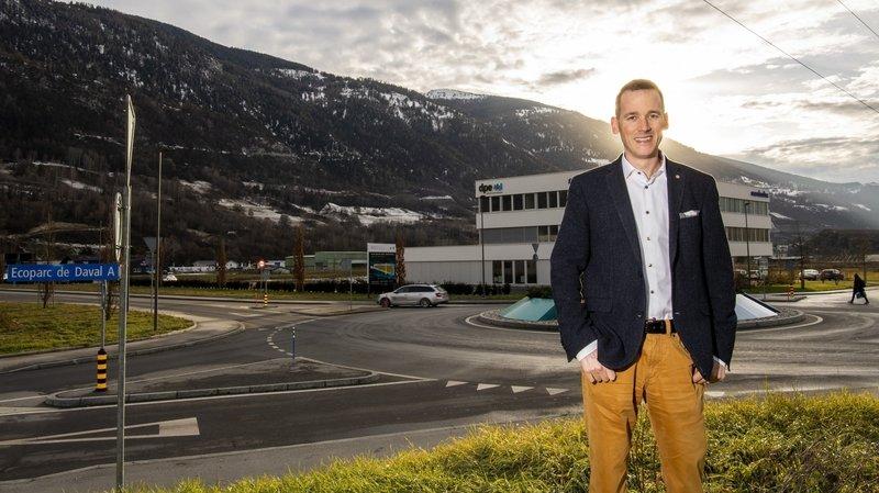 Sierre: le nouveau délégué à l'économie entend tisser davantage de liens avec la Suisse alémanique