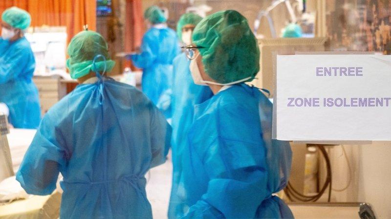 Coronavirus: les chiffres sont bons en Valais, mais…