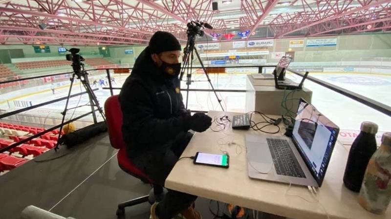 Le HC Sierre permet à ses abonnés et à ses partenaires de voir les matchs depuis chez eux