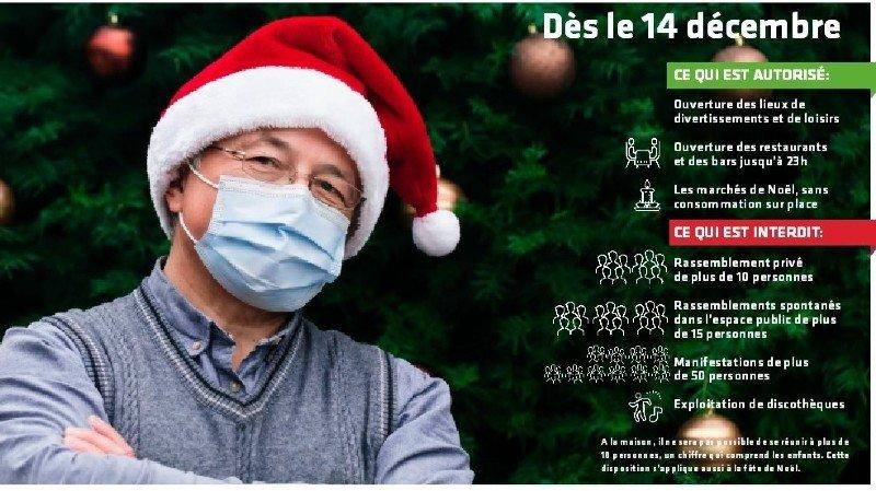 Coronavirus: le Valais rouvrira sous conditions à dix jours de Noël