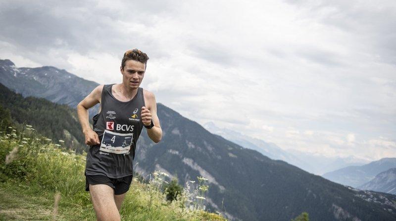 Le coureur de Vercorin Maximilien Drion remporte la Dérupe mais...