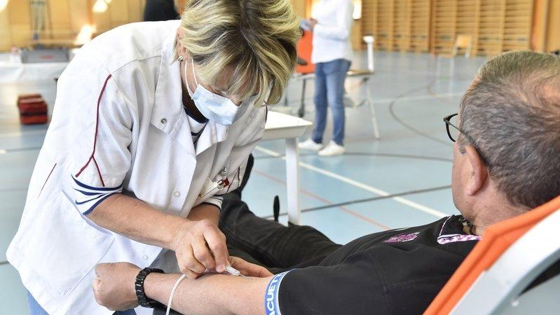Le Valais manque de donneurs de sang