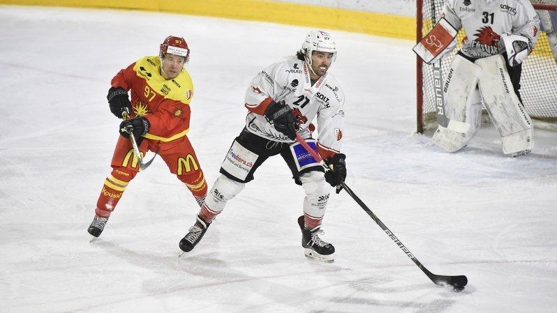 Hockey sur glace: le HC Viège s'impose 4-2 dans le derby face à Sierre