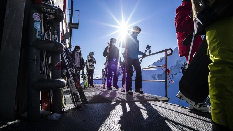 Stations de ski: la position valaisanne face au tour de vis de Berne