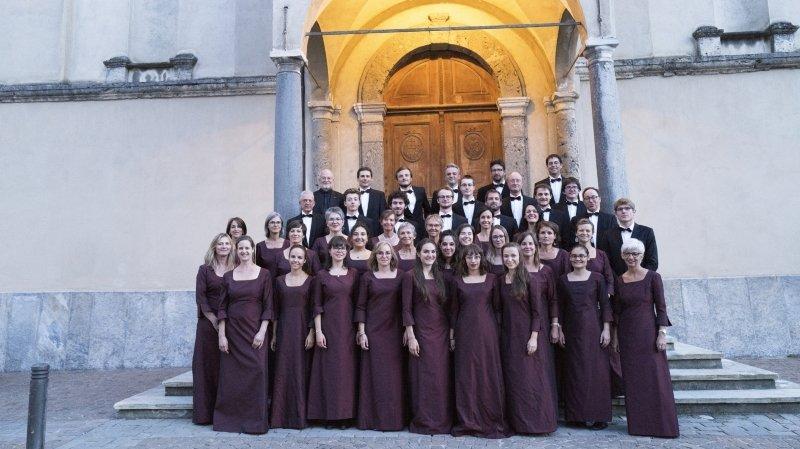 Coronavirus: privé de concerts mais pas de voix, Novantiqua sort un CD anniversaire