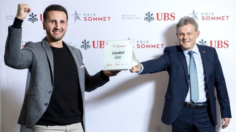 Biofruits SA à Vétroz remporte le Prix Sommet 2020