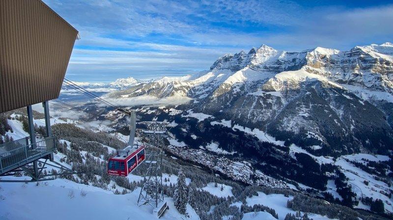 Portes du Soleil: le nombre de skieurs et de forfaits journaliers sera limité