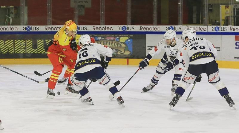 Hockey: Sierre peut gentiment revoir ses objectifs à la hausse
