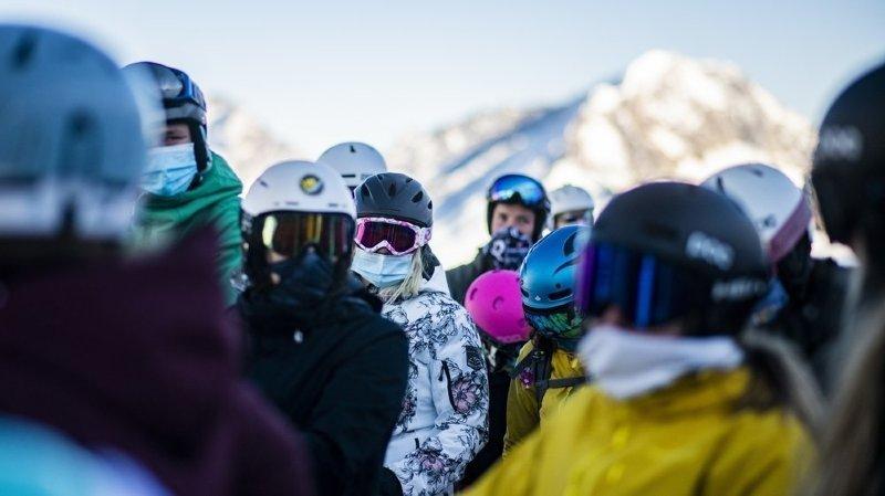 Coronavirus: «Des discussions difficiles avec la Confédération» sur l'ouverture des stations de ski