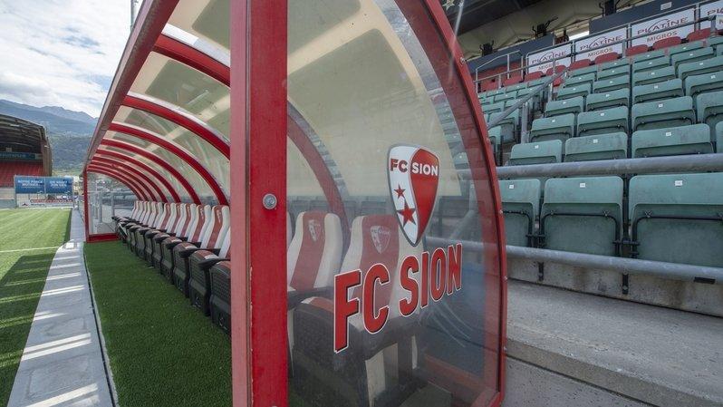 Football: le match entre le FC Sion et le FC Lugano reporté