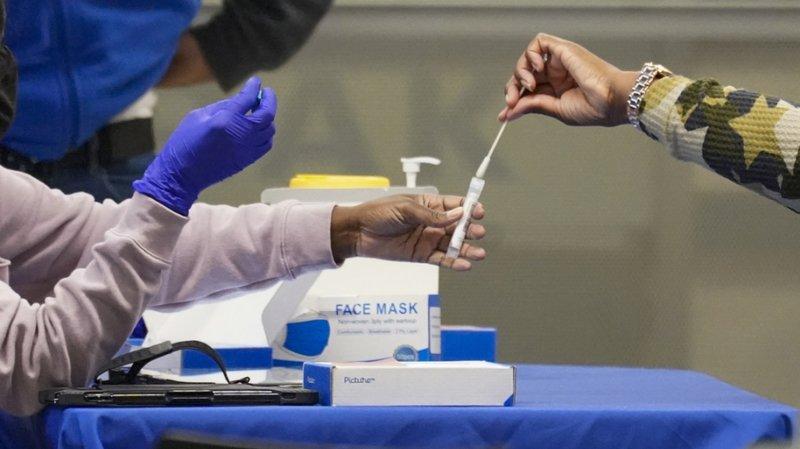 Coronavirus: plus de 225'000 cas en 24 heures aux Etats-Unis, un nouveau record